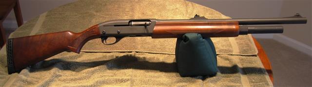 Remington 11-87 Police Model Shotgun