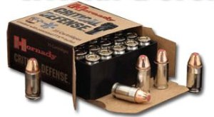 Hornady critical_defense
