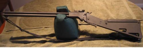 M-6 Scout Survival Rifle .22LR over .410 shotgun
