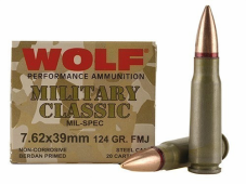 Wolf mil classic