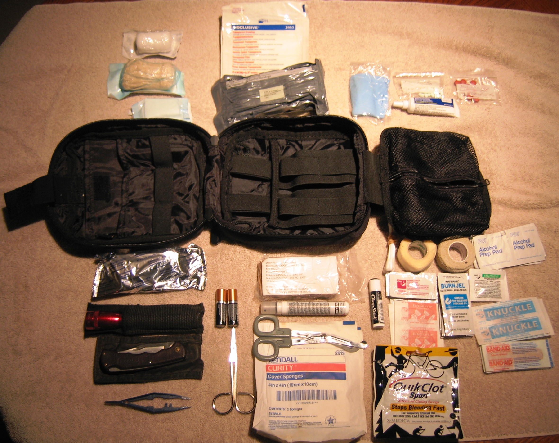 first aid kits for preppers | azweaponcraftprepper