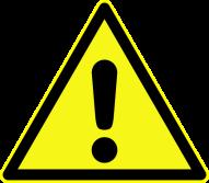 DIN_4844-2_Warnung_vor_einer_Gefahrenstelle_D-W000_svg