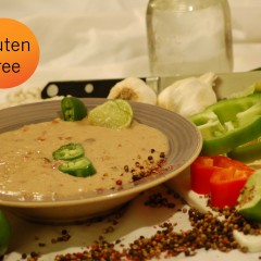 White Bean and Lime Chili