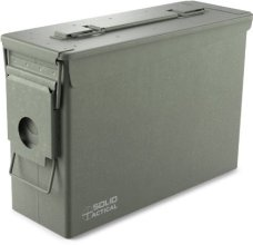 New military ammo can made in USA