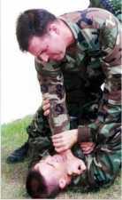 ArmyMilCombativesChokehold