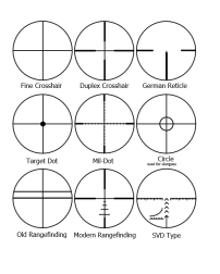 Reticles_vector