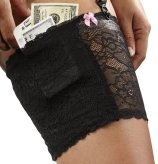 Bulldog Cases Lace Garter holster