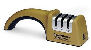 Chef's choice sports man