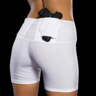 Under Tech concealment shorts