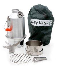 kelly Kettle stove set_
