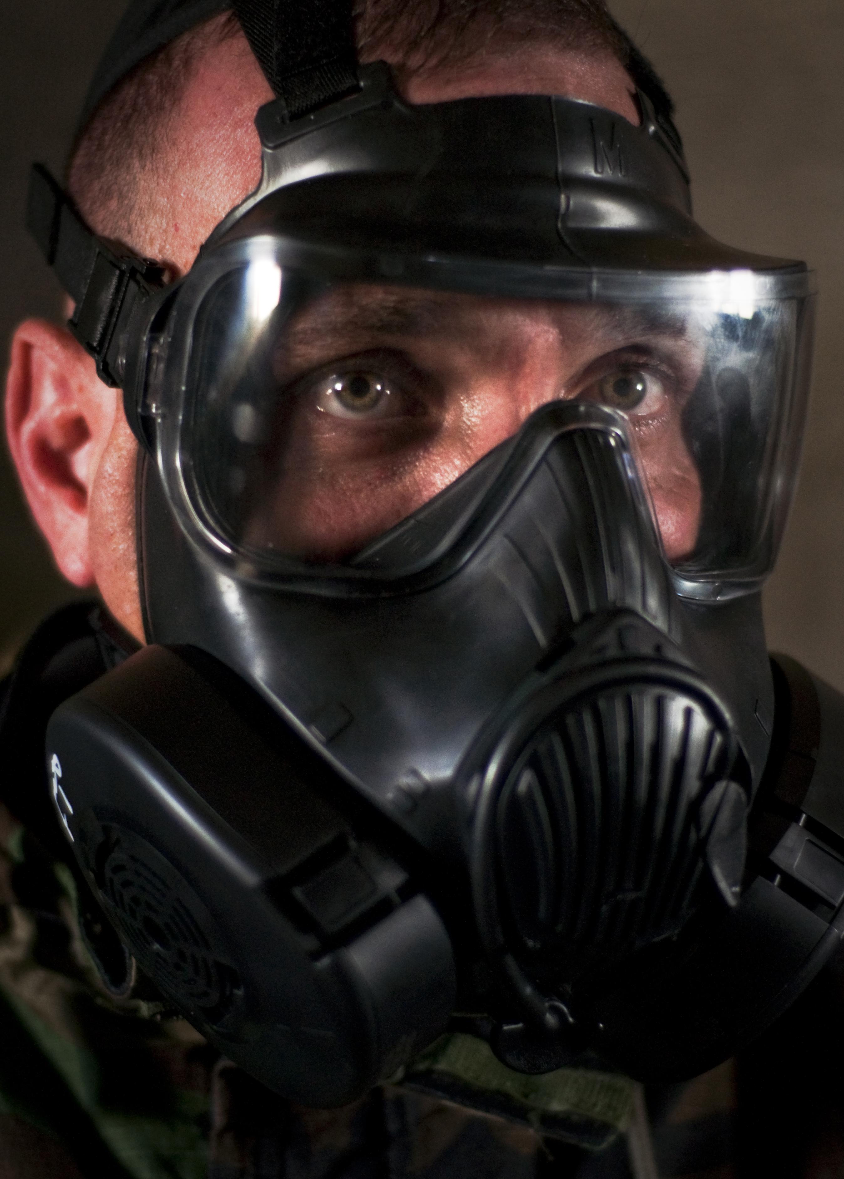 M Gas Mask